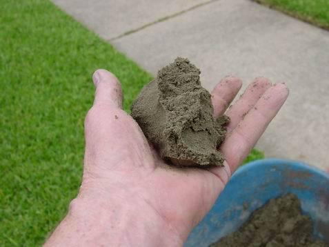 Dry Pack Concrete