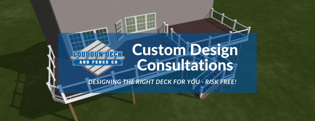 Custom Deck Design Consultation