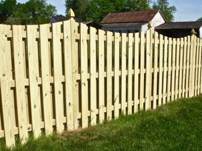 Mount Vernon Picket Fence