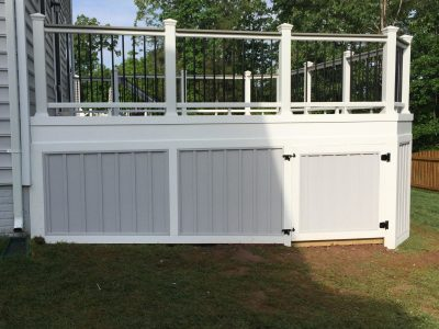 Composite Deck Skirting
